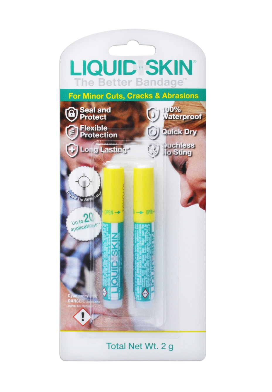 LiquidSkin® Package
